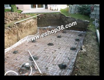 Construire sa piscine - Construire sa piscine en parpaing ...